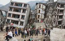 Cutremur puternic in Nepal