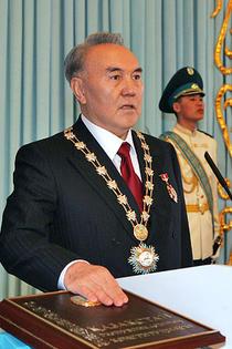 Nursultan Nazarbayev, reales presedinte al Kazahstanului