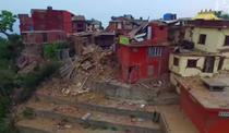 Dezastrul cauzat de cutremurul din Nepal