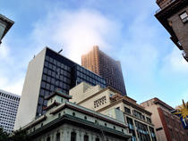 Zgarie nori in San Francisco
