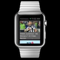 Aplicatia HotNews.ro pentru Apple Watch