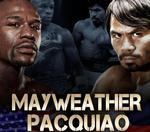 Floyd Mayweather Jr. vs Manny Pacquiao