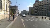 Pista de biciclete Buzesti - apr 2015 - 1