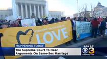 Curtea Suprema din SUA incepe audierile pe tema casatoriilor gay
