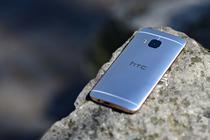 HTC One M9 - spatele