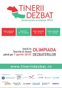 Tinerii Dezbat 2015