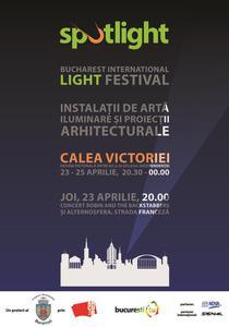 Festivalul International al Luminii Spotlight