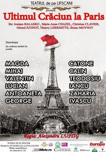 Ultimul Craciun la Paris