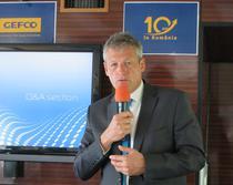 Luc Nadal, seful GEFCO