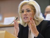 Corina Cretu, comisarul european pentru politica regionala a UE