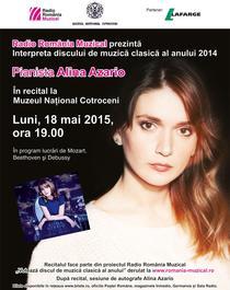 Recital Alina Azario