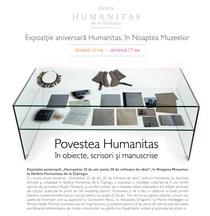 Expozitie aniversara Humanitas