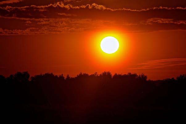 apus de soare