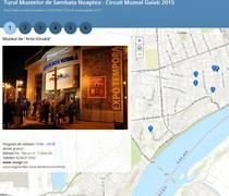 Turul muzeelor de Sambata noaptea - Galati 2015