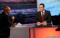 Victor Ponta la Al Jazeera