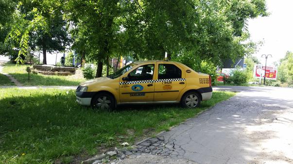 taximetrist in bucuresti