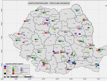 Harta penitenciare