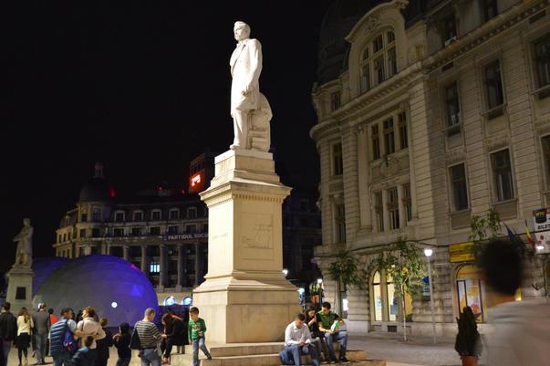 seara prin ,,micul Paris''