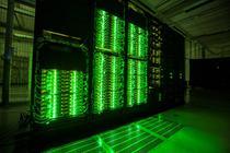 Intr-un centru de calcul Lenovo