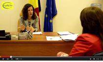 Roxana Minzatu, interviu pentru EurActiv.ro
