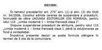 CNSC suspenda licitatia pentru manualele de limba franceza clasa I