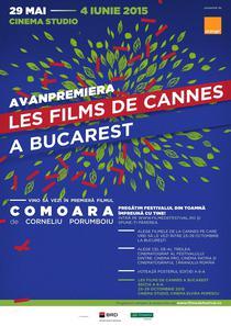 Les Films de Cannes a Bucarest - avanpremiera