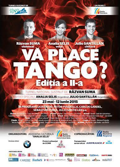 """""""Va place Tango""""-editia a II-a"""