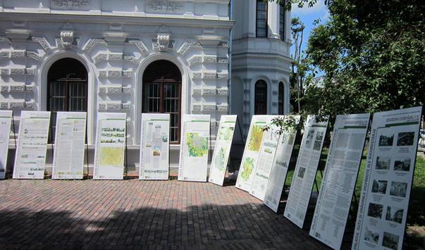 """Expozitia """"Palatul Sutu si Gradinile Disparute ale Bucurestiului"""" (2)"""