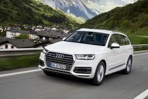 Audi Q7 Tofana White