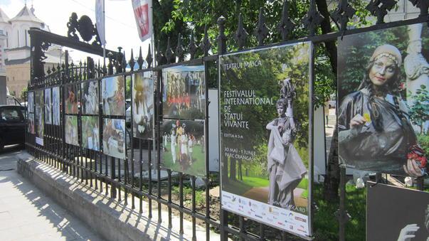 Festivalul International de Statui Vivante