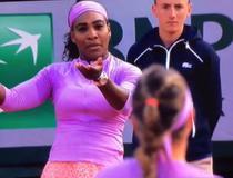 Cearta intre Serena si Azarenka la Roland Garros