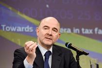 Pierre Moscovici, comisar european