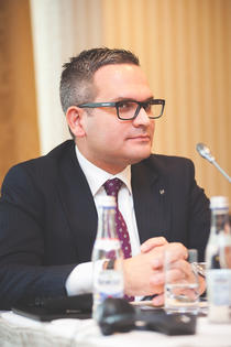 Omer Tetik, Director General, Banca Transilvania