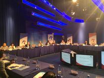 Dezbatere TVR privind situatia televiziunii