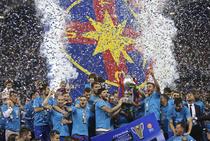 Fotogalerie Finala Cupei: Steaua - U Cluj