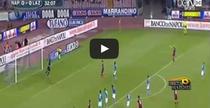 Lazio, victorie imensa pe terenul lui Napoli