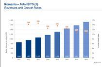 Evolutia veniturilor din soft si servicii IT