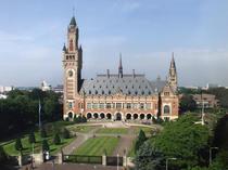 Palatul Pacii din Haga, sediul Curtii Internationale de Justitie