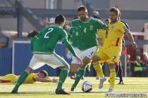 Meciul Irlanda de Nord - Romania