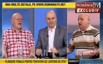 RTV anunta o plangere penala pentru tentativa de lovitura de stat
