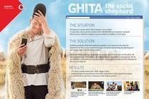 """Prezentarea campaniei """"Ghita Ciobanul"""""""