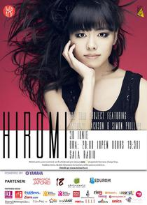 Concert Hiromi 2015
