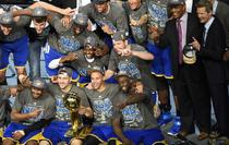 Golden State Warriors, campioni in NBA