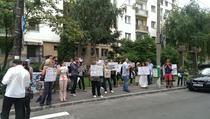 Protest Primaria sector 3