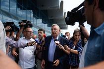 Andrei Chilimana fost ridicat joi de procurori de pe aeroport
