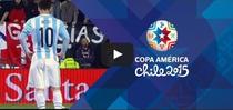 Argentina a castigat Grupa C de la Copa America