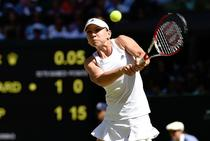 Simona Halep, pe iarba de la Wimbledon (2)
