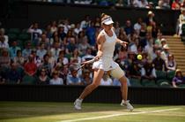 Simona Halep, la Wimbledon