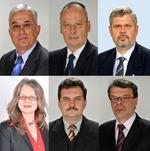 Senatorii din comisia lui Calin Popescu Tariceanu