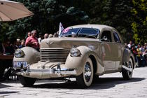 Cord 812 Custom Beverly din 1937